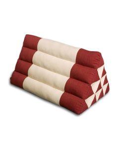Triangle Pillow Cotton Linen