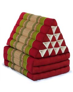 King Triangle Pillow Three Fold Thai Classic