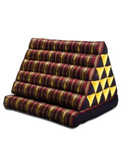 King Triangle Pillow One Fold Royal Silklook