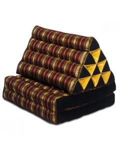 Triangle Pillow Two Fold Royal Silklook