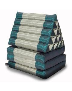 King Triangle Pillow Three Fold Silklook