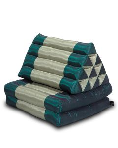 Triangle Pillow Two Fold Silklook