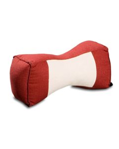 Neck Bolster Cotton Linen