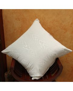 Misty Floor Pillow Cover