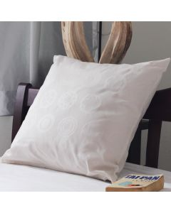 Monogram Pillow Cover