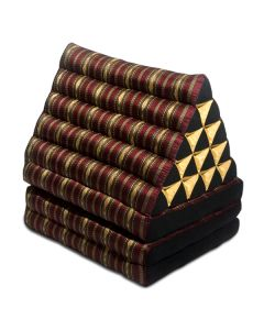King Triangle Pillow Three Fold Royal Silklook