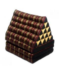 King Triangle Pillow Three Fold Royal Silklook