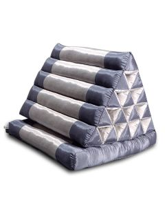 King Triangle Pillow One Fold Silklook