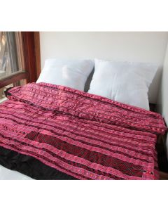 Hilltribe Fabric Bedspread