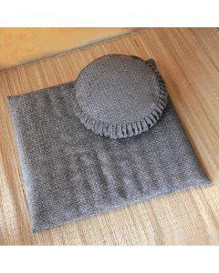 Zafu And Zabuton Tatami Weave Set